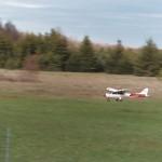 Nexstar in flight