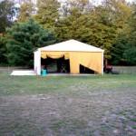 The Purlie Pavilion/boat storage